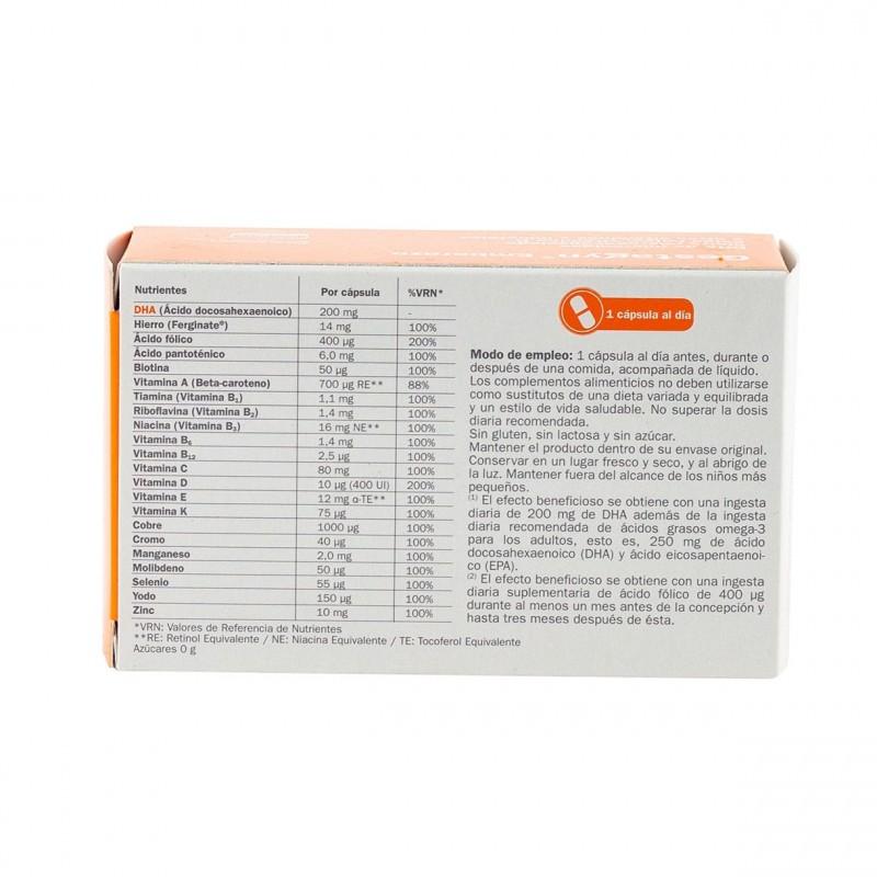 Gestagyn embarazo  30 caps-farmaciaolmos