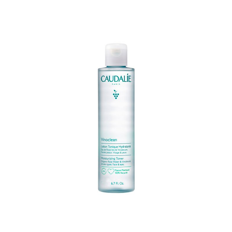 Caudalie vinoclean locion tonica hidratante 100ml-Farmacia Olmos
