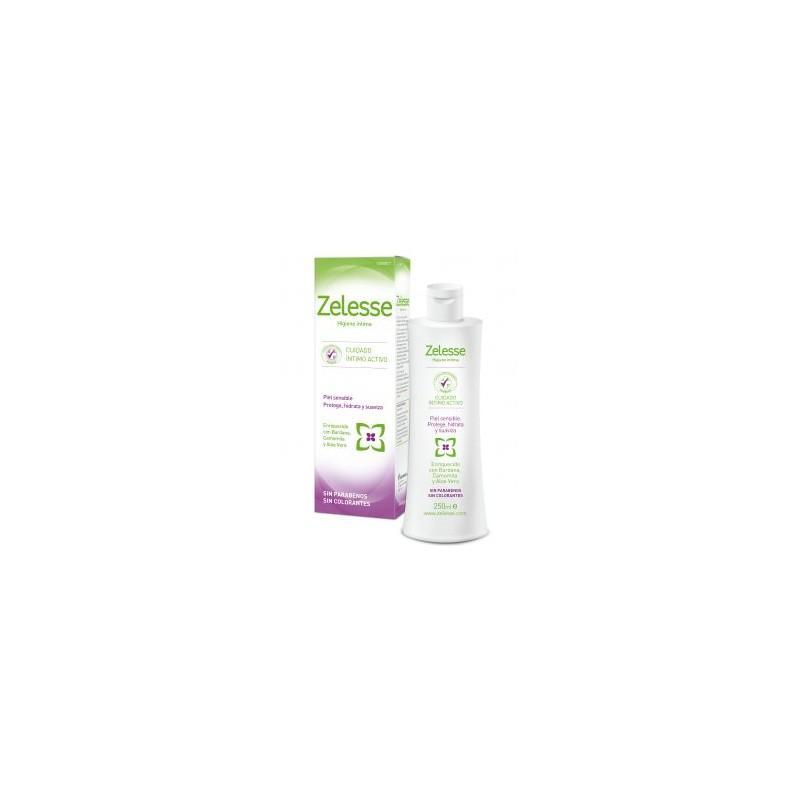 Zelesse sol limpiadora higiene intima  250 ml-Farmacia Olmos