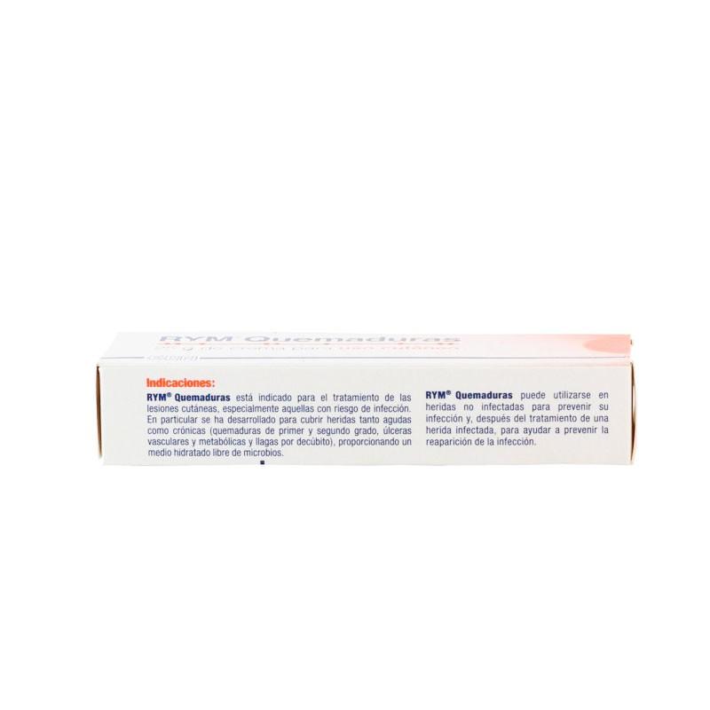 Rym quemaduras 25g-Farmacia Olmos