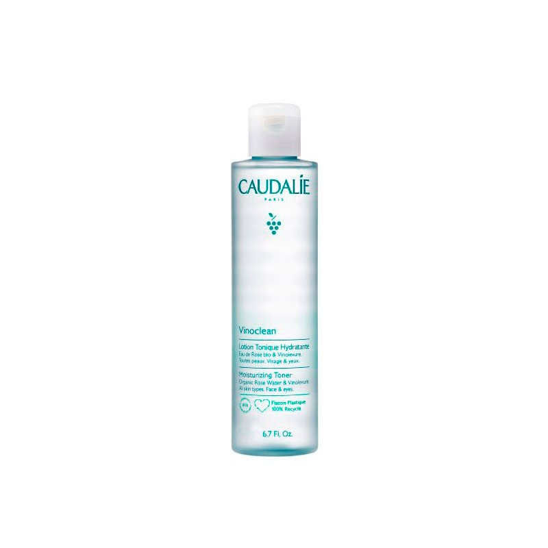 Caudalie locion tonica hidratante 200ml-Farmacia Olmos