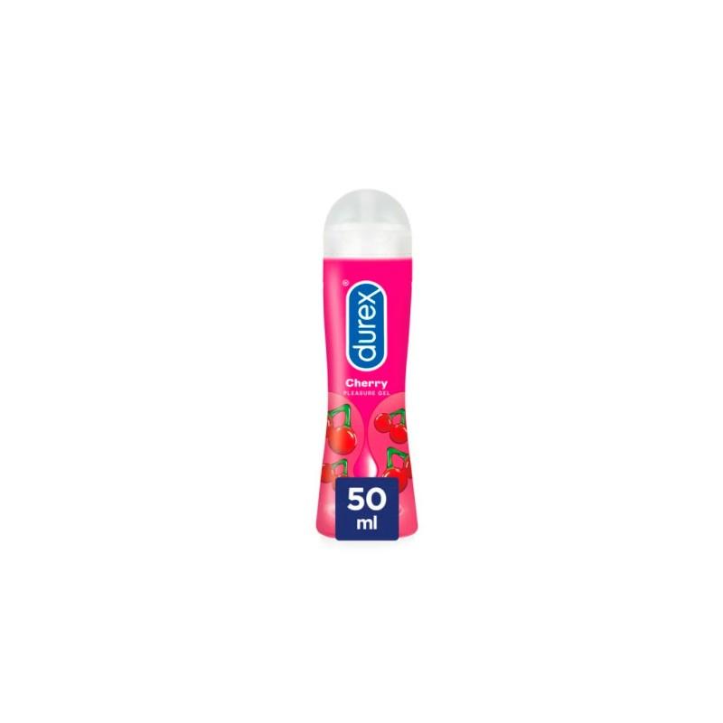 Durex play cherry gel lubricante 50ml- Farmacia Olmos