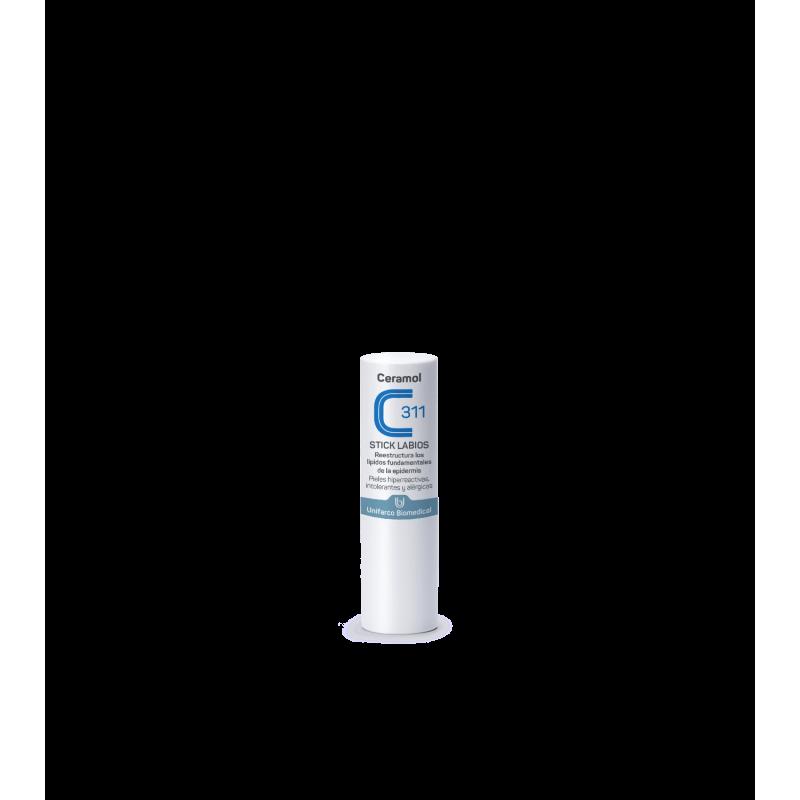 Olmos ceramol 311 stick labios 4,5ml-Farmacia Olmos