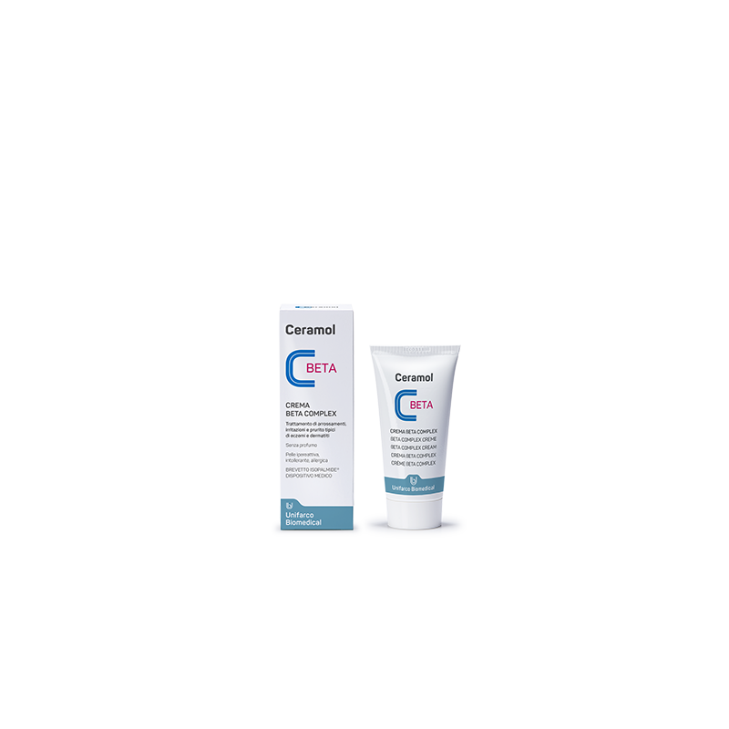 Olmos ceramol crema betacomplex 50ml-Farmacia Olmos
