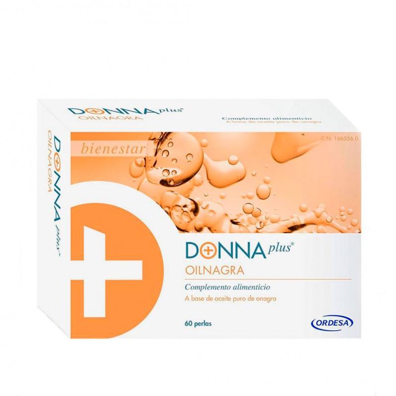 Donna plus aceite de onagra 60 perlas-Farmacia Olmos