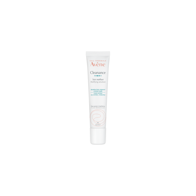 Avene cleanance emulsion matificante 40ml-Farmacia Olmos