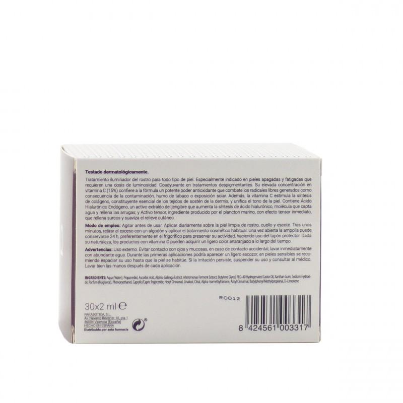 Olmos vit c 15% 30 ampollas-Farmacia Olmos
