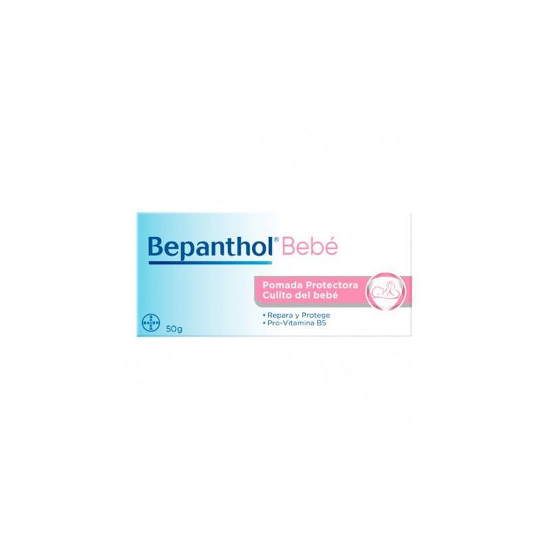 Bepanthol pomada protectora bebe  30 g-Farmacia Olmos