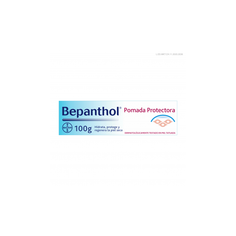 Bepanthol pomada protectora 100g-Farmacia Olmos