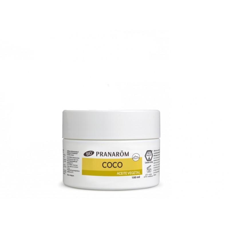 Pranarom aceite vegetal coco 100 ml-farmacia olmos