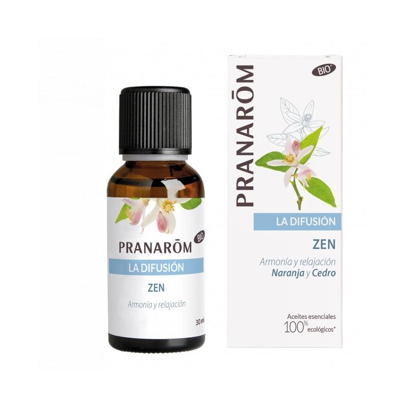 Pranarom la difusion zen 30ml-Farmacia Olmos