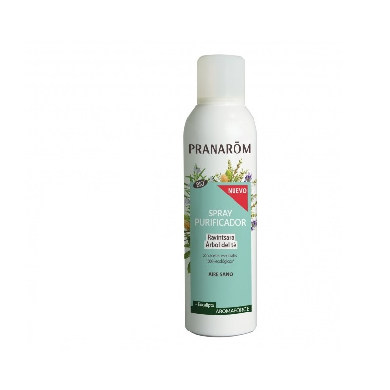 Pranarom aromaforce spray purificador aire sano 150ml-Farmacia Olmos