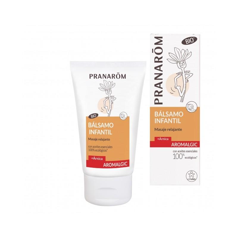 Pranarom aromalgic balsamo infantil 40ml-Farmacia Olmos