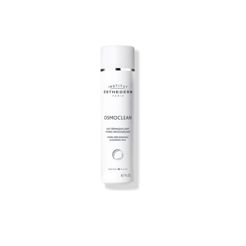 Esthederm osmoclean leche desmaquilladora hidratante 400ml-Farmacia Olmos