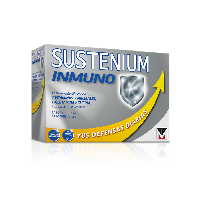 Sustenium inmuno 14 sobres-Farmacia Olmos