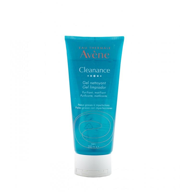 Avene cleanance gel limpiador 200ml-Farmacia Olmos
