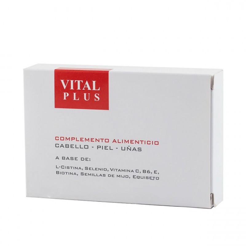 Vital plus 90 capsulas-Farmacia Olmos