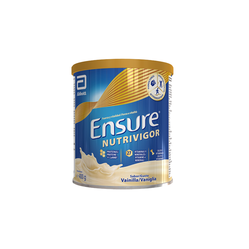 Ensure nutrivigor 400 g- Farmacia Olmos