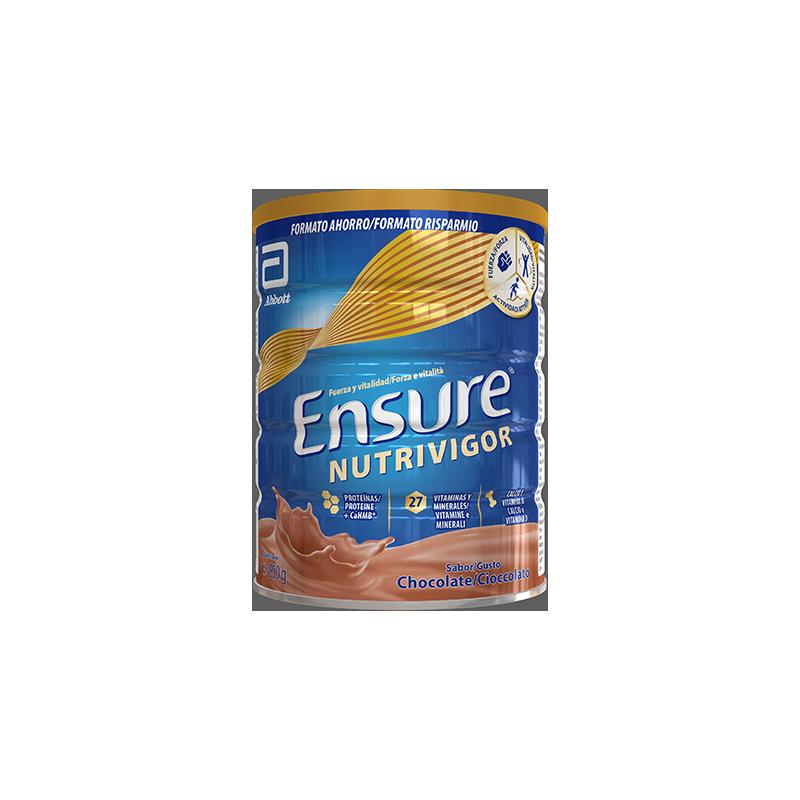 Ensure nutrivigor 850 gr-Farmacia Olmos