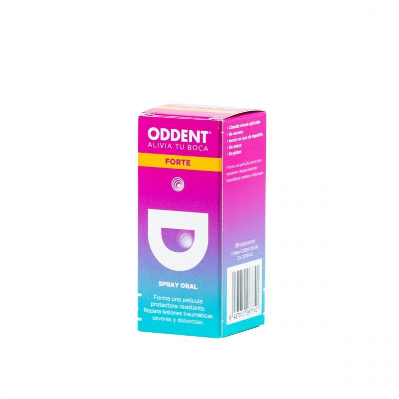 Oddent forte spray oral 20ml-Farmacia Olmos