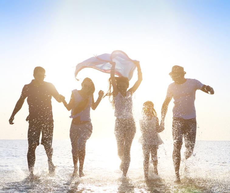 Ahora que empiezan los días de playa: usa protección!
