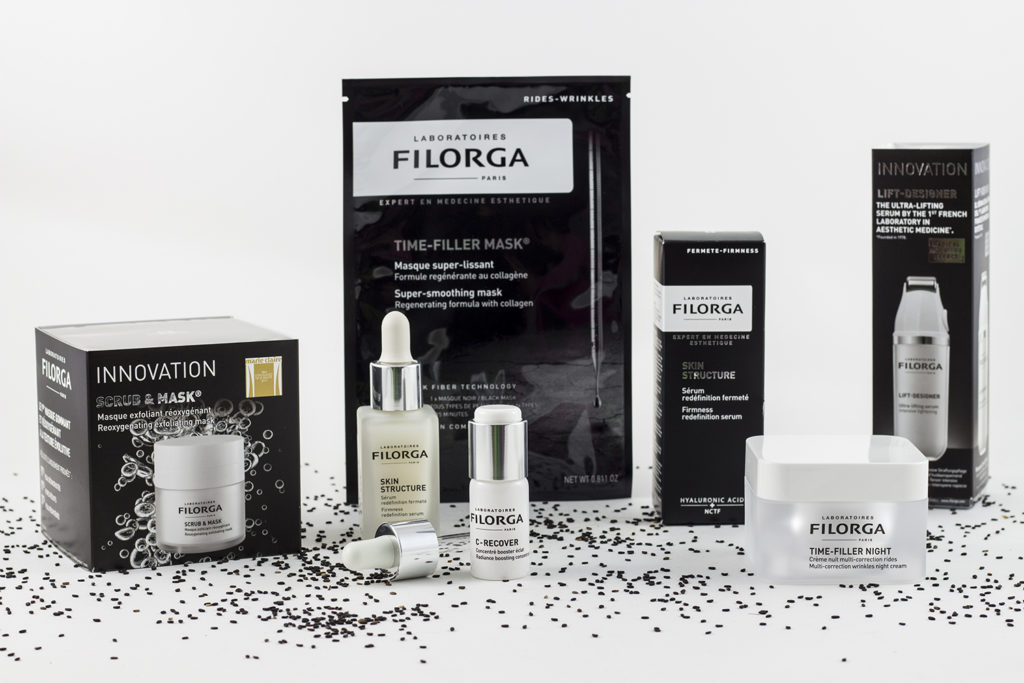 Composición Filorga - Farmacia Olmos