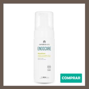 Endocare - Aquafoam - Limpiador Maskne