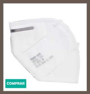 Mascarilla FFP2 - Certificada