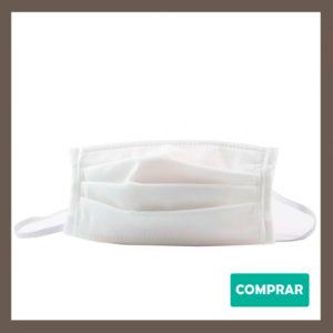 Mascarilla Lavable 20 usos