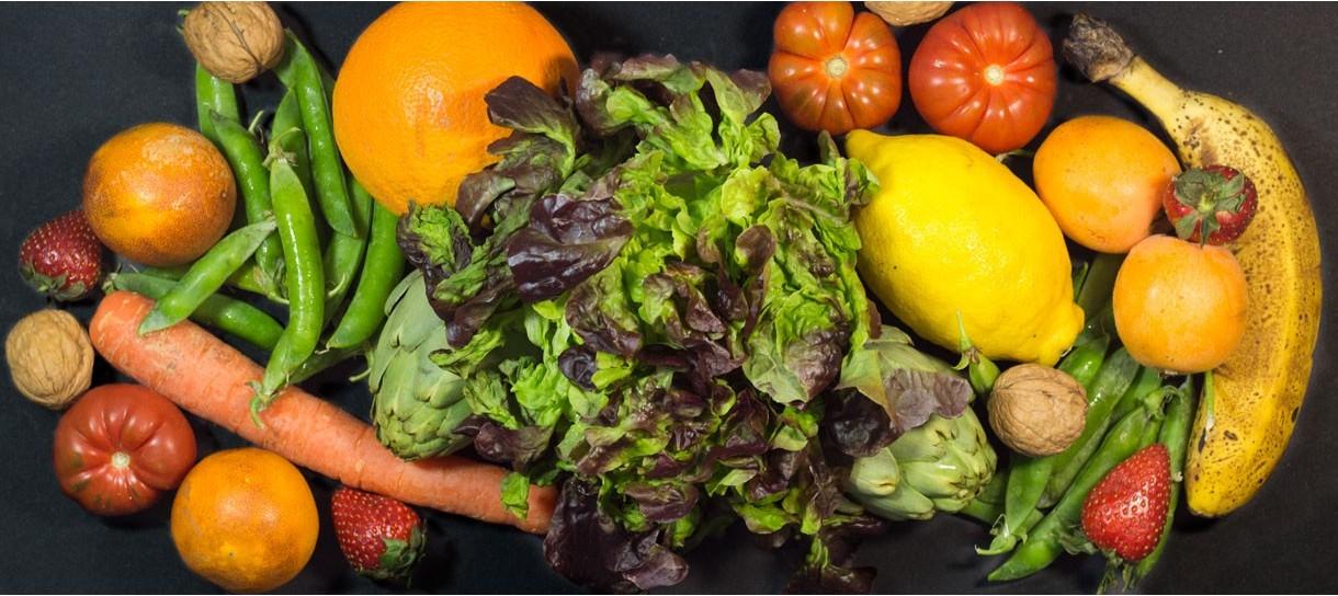 Complementos nutricionales y vitaminas.