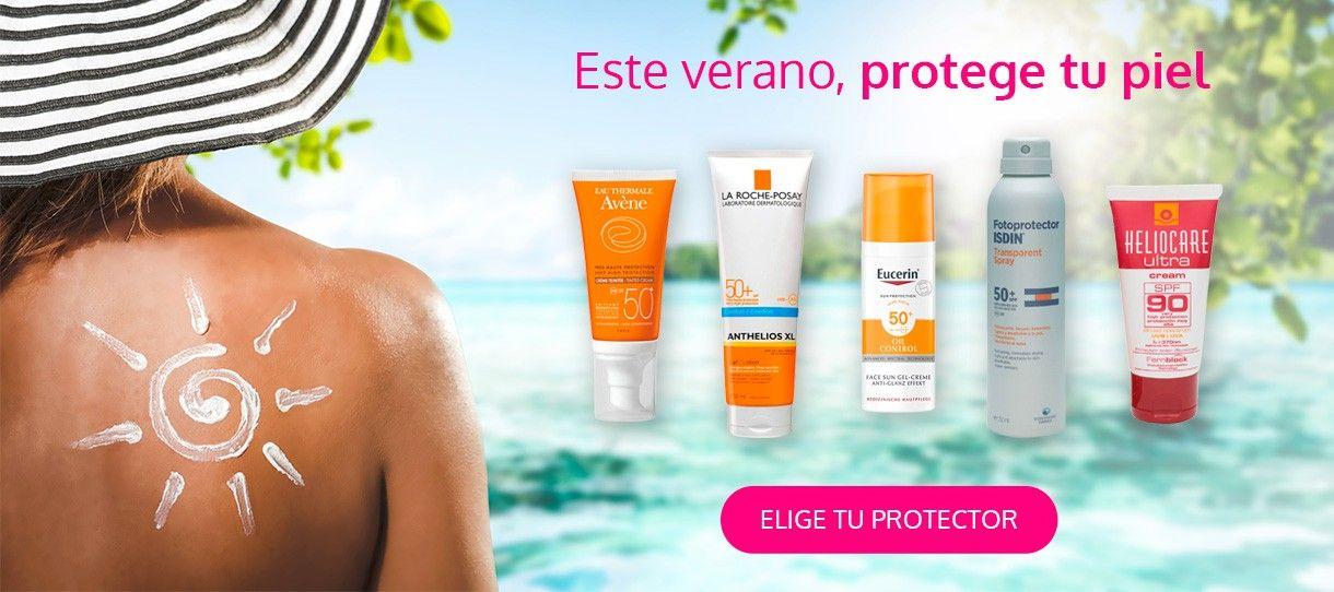 Productos Protección Solar